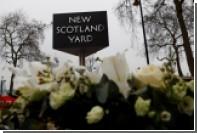 Всех арестованных по делу о теракте в Лондоне отпустили
