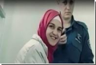 Юная палестинка получила 10 лет тюрьмы за покушение на израильского полицейского