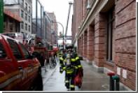 В Нью-Йорке хлопки из канализационных шахт приняли за мощный взрыв
