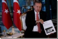 Эрдоган пригрозил отказом Анкары от вступления Турции в Евросоюз