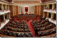 Первый тур выборов президента Албании прошел без кандидатов