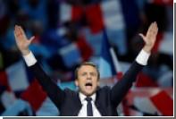 Появились первые данные экзитполов по результатам выборов во Франции