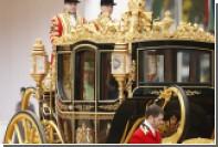 СМИ узнали о желании Трампа прокатиться в позолоченной карете Елизаветы II