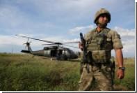 В Москве раскритиковали Турцию за авиаудар по курдам