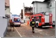 В Польше обрушился жилой дом