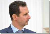 Асад назвал сфабрикованной химическую атаку в Идлибе