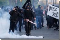 В ходе беспорядков в Париже задержаны более 140 человек