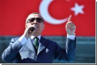 Эрдоган пообещал продолжить называть страны Европы «фашистскими»