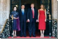Трамп рассказал о переговорах с СиЦзиньпином