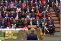 Британский парламент проголосовал за досрочные выборы