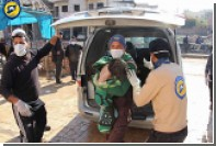 В Вашингтоне заявили о непричастности сирийских террористов к химатаке в Идлибе