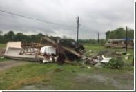 В Луизиане из-за сильного ветра погибли мать с ребенком
