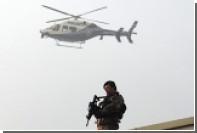 Жертвами крушения вертолета в Турции стали 12 человек