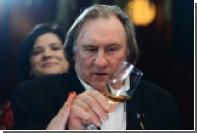 Депардье заинтересовался покупкой винодельни в Крыму