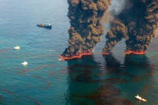 Рассчитан ущерб от крупнейшего в истории США разлива нефти