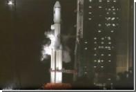 Китай запустил первый космический грузовик