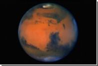 В атмосфере Марса нашли металлы
