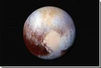 Атмосфера Плутона оказалась холодной и неоднородной