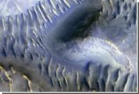 Станция Juno сделала снимок гигантского вихря на Юпитере