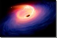 Астрономы получат первое изображение черной дыры