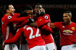 «Манчестер Юнайтед» сыграет с «Сельтой» в полуфинале Лиги Европы