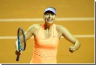 Шарапова вышла в полуфинал первого после дисквалификации турнира