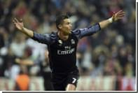 Дубль Роналду принес «Реалу» победу над «Баварией» в 1