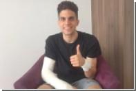 Пострадавший при взрыве футболист «Боруссии» рассказал об улучшении самочувствия