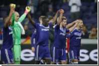 «Манчестер Юнайтед» упустил победу над «Андерлехтом» в Лиге Европы