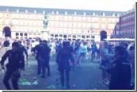 Восемь фанатов «Лестера» сядут в тюрьму после беспорядков в Мадриде