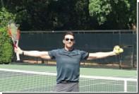 Хью Джекман вызвал вторую ракетку мира Джоковича на теннисный матч