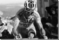 Победителя велогонки «Джиро д'Италия» во время тренировки сбил грузовик