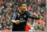 Роналду первым забил 100 мячей в еврокубках