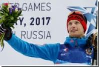 Биатлонист сборной России пробежал Лондонский марафон