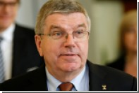 Главу МОК Томаса Баха заподозрили в коррупции
