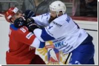 Олимпийская сборная России по хоккею проиграла Франции