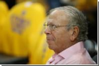 Владельца клуба НБА оштрафовали на 100 тысяч долларов за претензии к судье