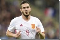 Вооруженный грабитель отобрал у игрока «Атлетико» часы за 70 тысяч евро