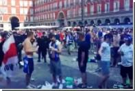 Фанаты «Лестера» устроили беспорядки в центре Мадрида