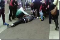 Футбольных фанатов избили перед матчем во Владимире