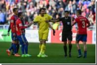 Футболисты «Ростова» установили рекорд по нулевым ничьим в РФПЛ