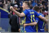 «Ростов» разгромил «Спартак» в чемпионате России