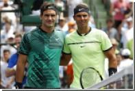 Федерер обыграл Надаля в финале «Мастерса» в Майами