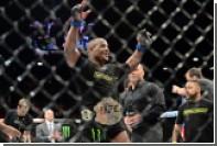 Кормье задушил Джонсона и отстоял титул чемпиона UFC