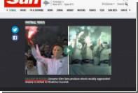 The Sun в материале про расизм в футболе назвала Киев и Донецк частью России