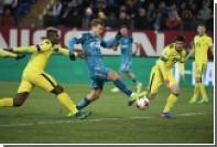 «Зенит» сыграл вничью с «Анжи» в последнем матче на стадионе «Петровский»
