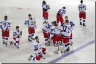 Юношеская сборная России по хоккею обыграла белорусов на чемпионате мира