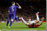 Ибрагимович пропустит остаток сезона из-за травмы колена