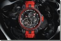 Мануфактура Roger Dubuis представила инновационные часы