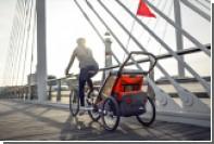 Шведы предложили молодым родителям мультиспортивные коляски